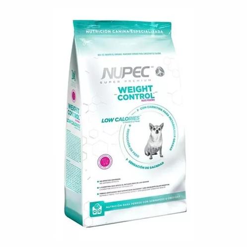 Nupec Weight Control razas pequeñas 8 Kg