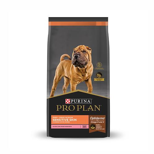 Purina Pro Plan Sensitive Skin Perro Cachorro (3 ó 13Kgs)