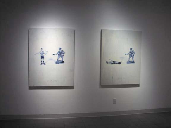 Galerie Verticale good boy bad boy 2005