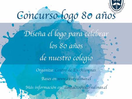 Concurso Logo 80 Años