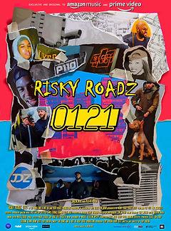 Risky Roadz 0121 Promo Poster