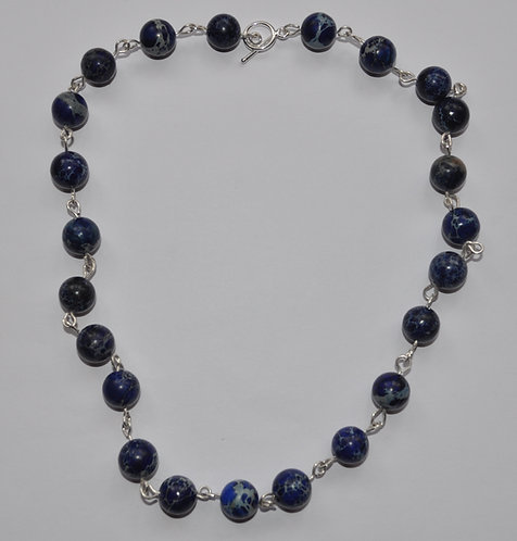 Royal Terra Jasper necklace