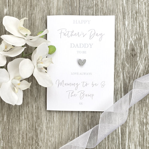 Daddy to Be Card - From The Bump