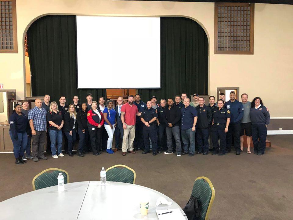 Jacksonville Firefighters Association Clinicians Conference - Jacksonville, FL