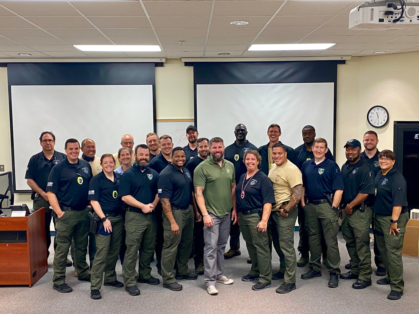 Speaking with the Critical Incident Stress Management Team - Jacksonville Florida Sherrif's Office