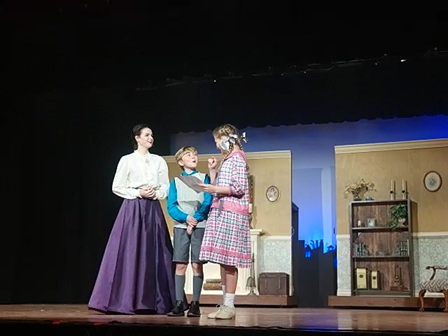 Jane- Mary Poppins Jr