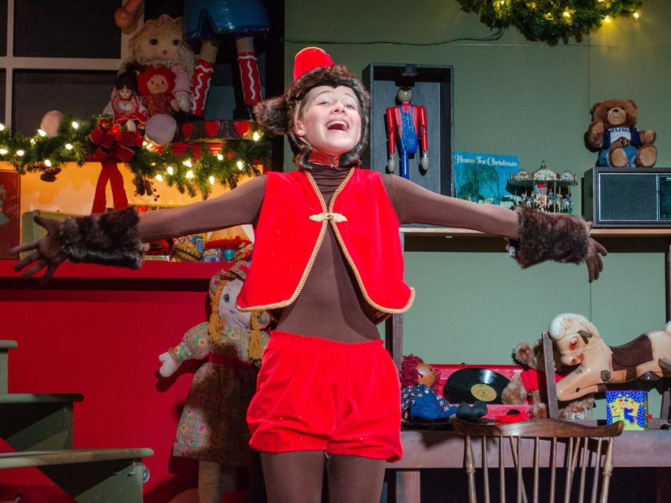 Monkey- The Toy Shoppe