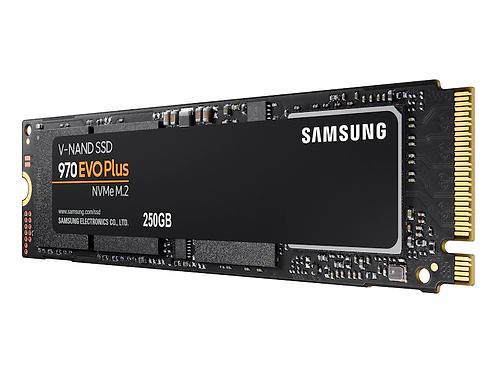 SSD 250GB SAMSUNG EVO PLUS 970 NVME M.2