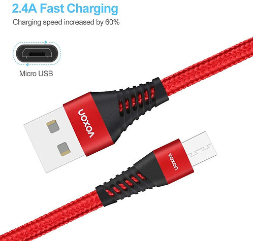 MICRO USB (Red)