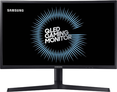 SAMSUNG CFG73 27INCH CURVED