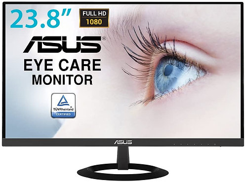 LED ASUS 24 VZ249HE  HDMI  D-SUB FHD 5MS IPS EYE CARE FRAMLESS ULTRA SLIM