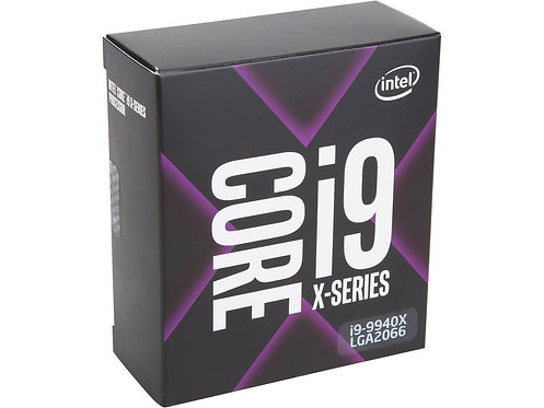 INTEL CORE I9-9940X 14CORE / 4.4GHZ