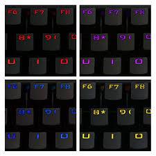 keyboard reddragon yama mechanical rgb