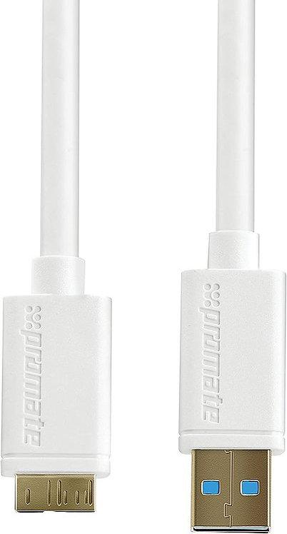 PROMATE CABLE LINKMATE-U4.WHITE