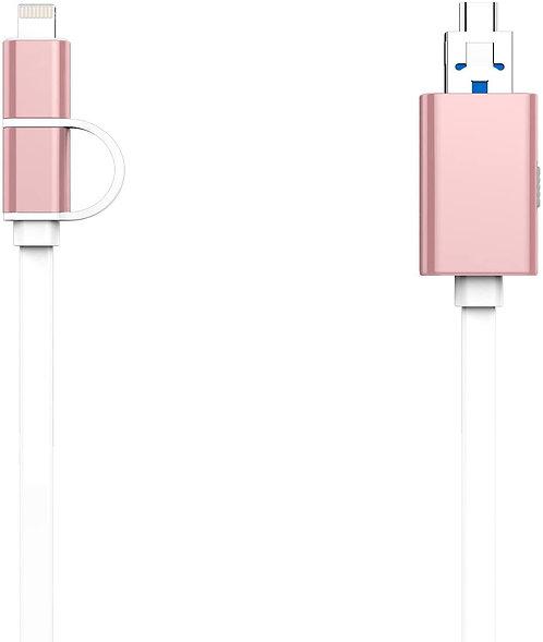 MICRO USB (Rose Golden)