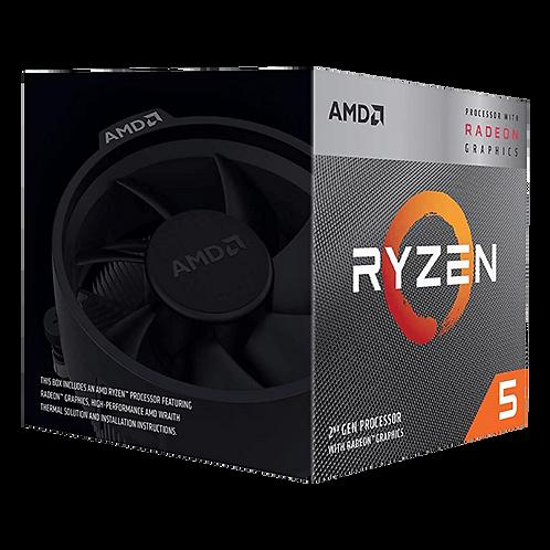 AMD Ryzen5 3400G