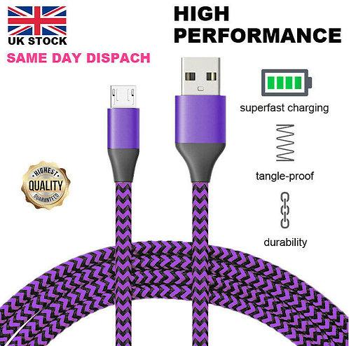 MICRO USB (Purple)