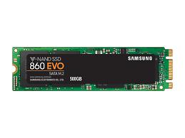 SAMSUNG SSD M.2 EVO 860 500GB
