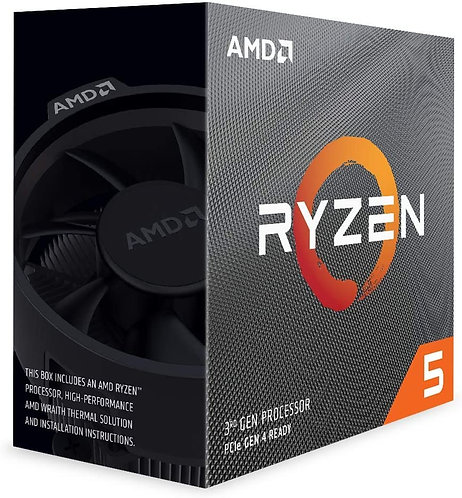 AMD RYZEN5 3600XT TRAY