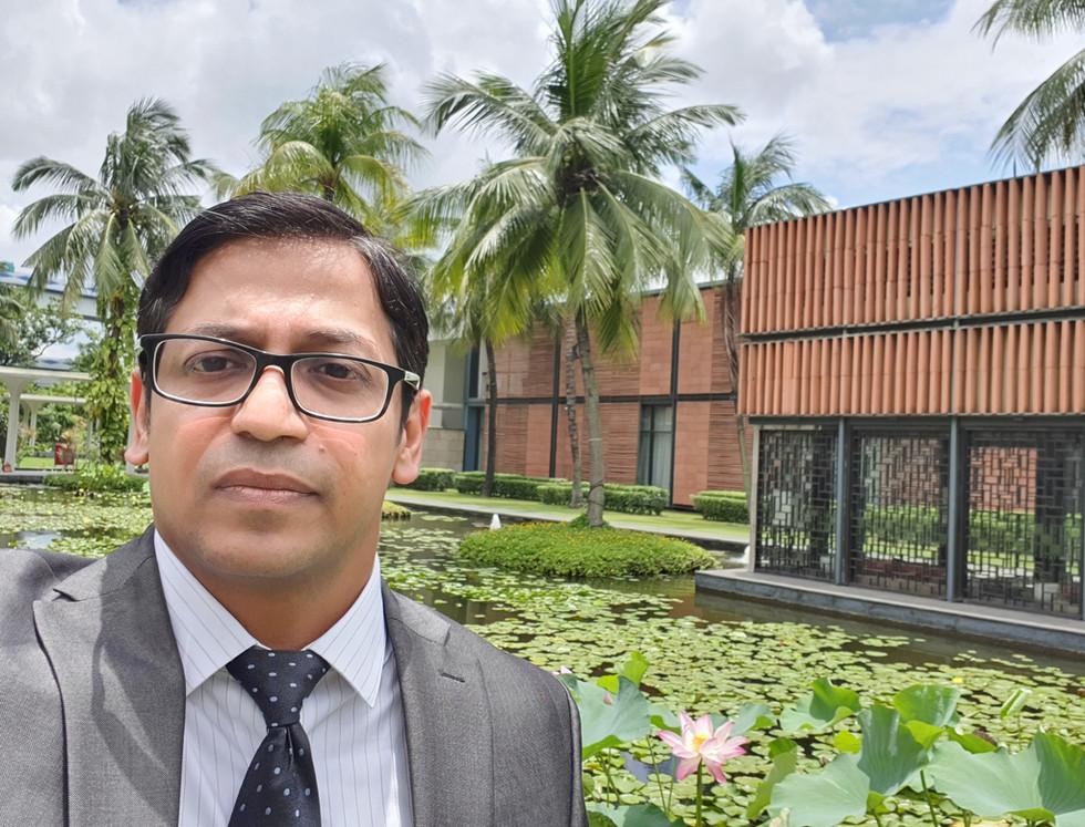 Anshul with Lotus.jpg