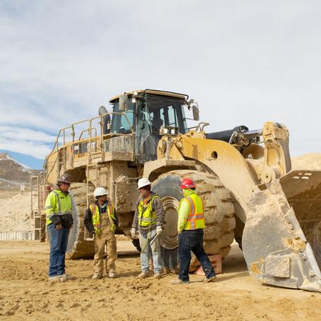Rawhide Mining employees