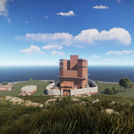 Rust Compound