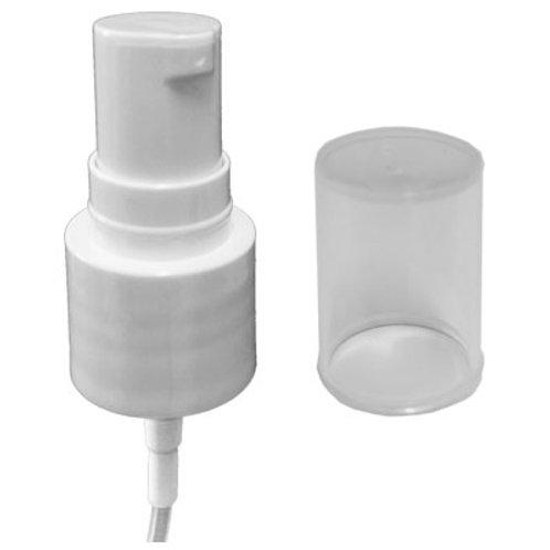 20-410 White Treatment Pump   SKU:BSP-005