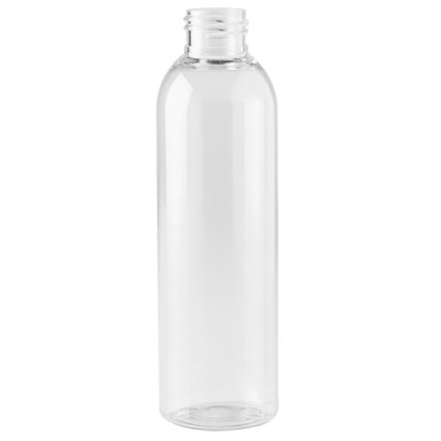2oz Clear Pet Cosmo Round Bullet 20/410   SKU:BSB-047