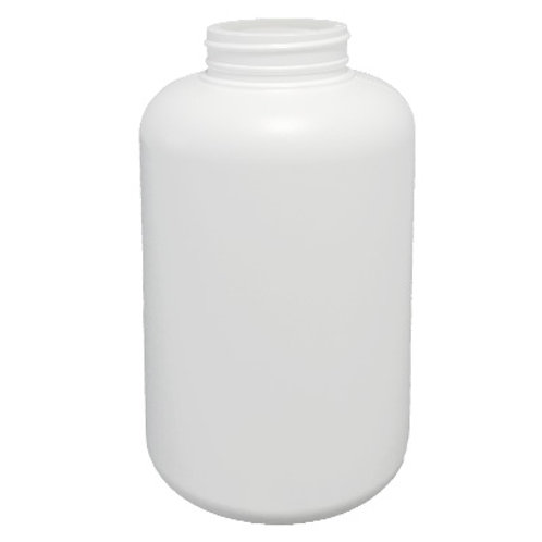 950ml White HDPE Pharma Round 53/400   SKU:BSB-062