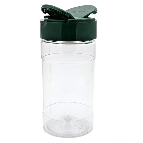 200ml Spice Bottle with Green Spice Cap   SKU:BSB-118