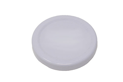 89/400 White Metal Cap    SKU:BSC-131