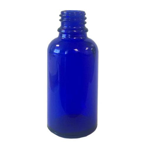 5ml Cobalt Blue Glass 18mm DIN   SKU:BSB-107