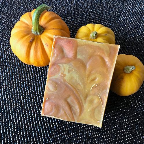 Pumpkin Chai Loofah