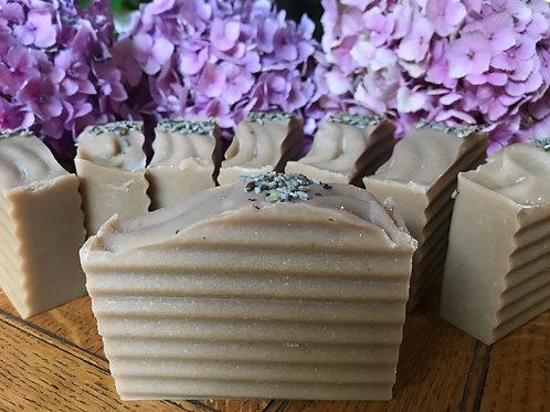 Lavender Shea Bar