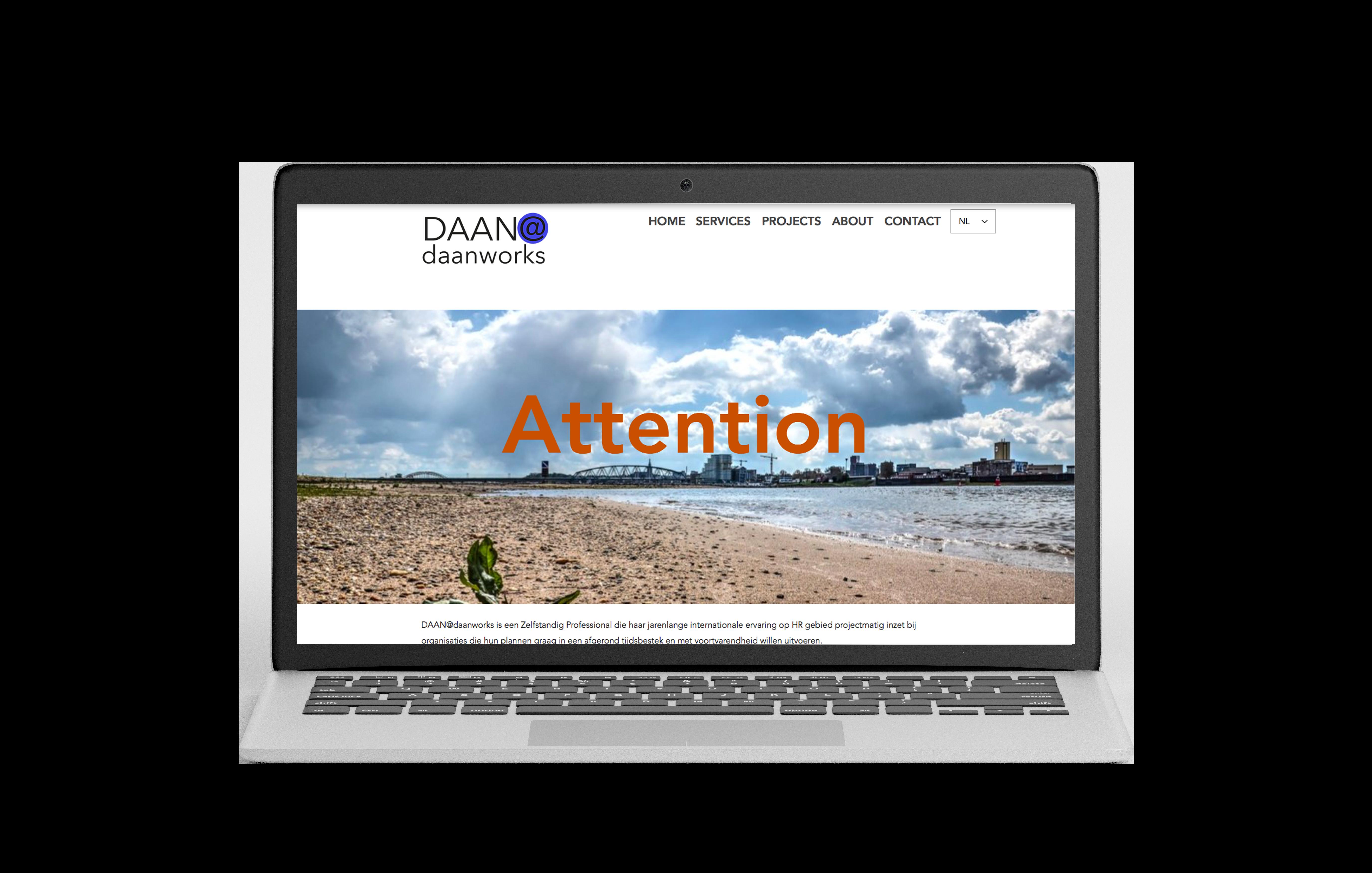 Website Daan@daanworks