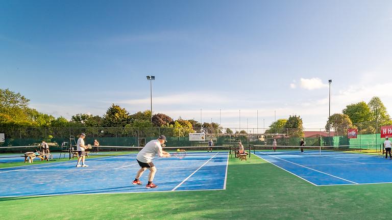 Mid Week Doubles Tennis Tournament