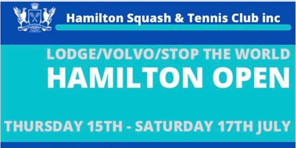 Hamilton Open