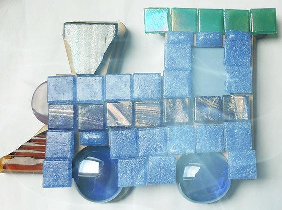 Mosaic  3D Train