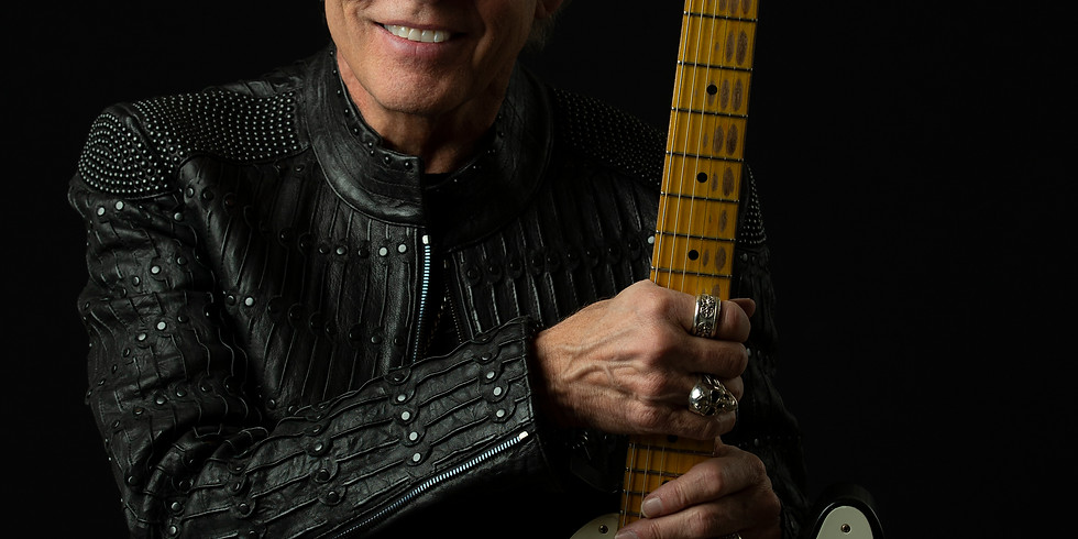 Don Felder formerly of the Eagles & Black Stone Cherry with special guest Walker Montgomery(replacing Lynyrd Skynyrd)