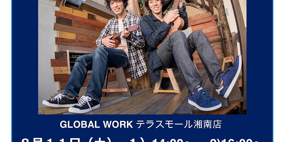 Special Live presented by Global WORK