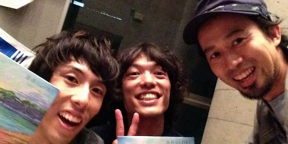 miya takehiro ニューアルバム「アウトドア日和」リリースツアー 鎌倉編