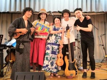 矢島幼稚園夏祭りと浜の盆踊り!