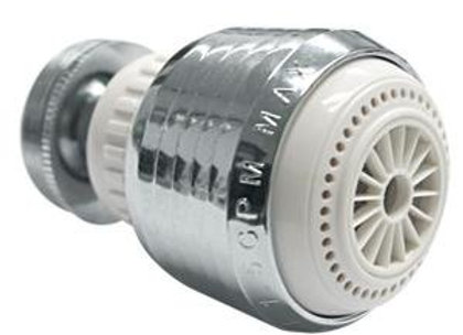 Low Flow Faucet Aerator (1.5GPM) swivel head