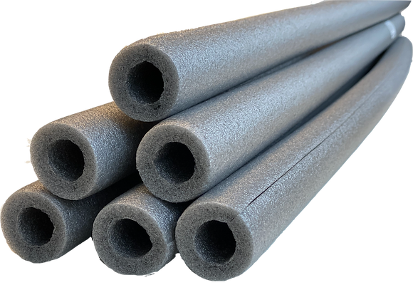 """1/2"""" Pipewrap for hot water tank pipes"""
