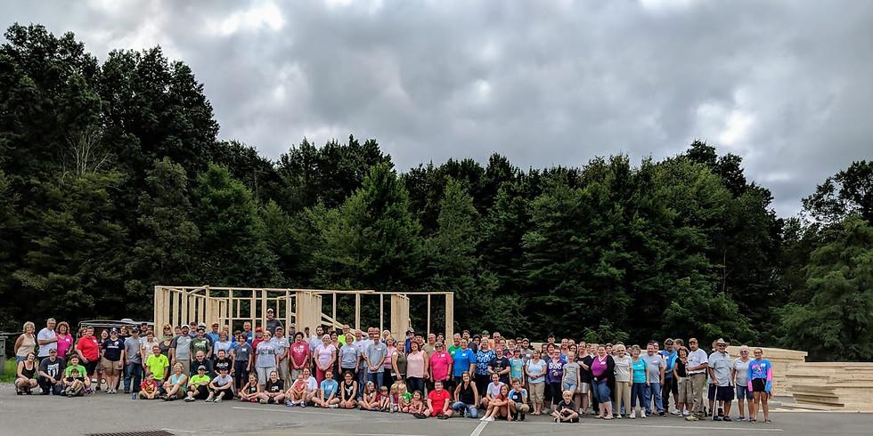 House Build / Servant Day 2019