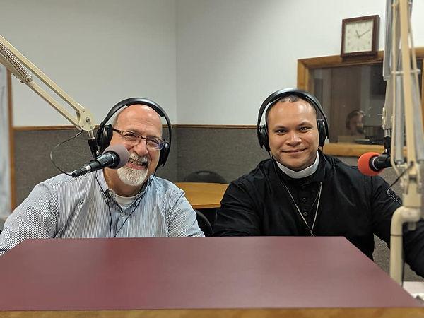 Radio Interview between Dino Capistrani