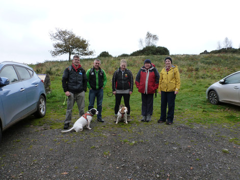 BBC Countryfile Ramble for Children in Need - Day 2