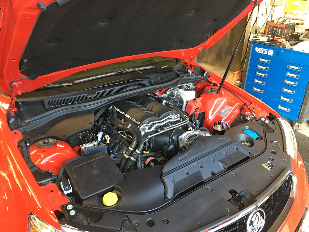 Chevrolet SS, Holden Commodore, VF, LS3, Heartbeat Supercharger, Carz Performance