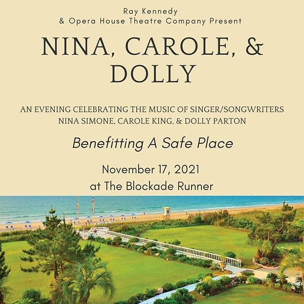 Nina, Carole, & Dolly