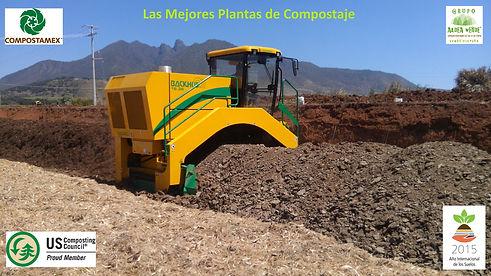 Composteadora | Volteadora de Composta | Aireadora de Compsota | Compostaje y Lombricompostaje DE CALIDAD | Composta | Lombricomposta | México | Composta Queretaro | Humus de Lombiz
